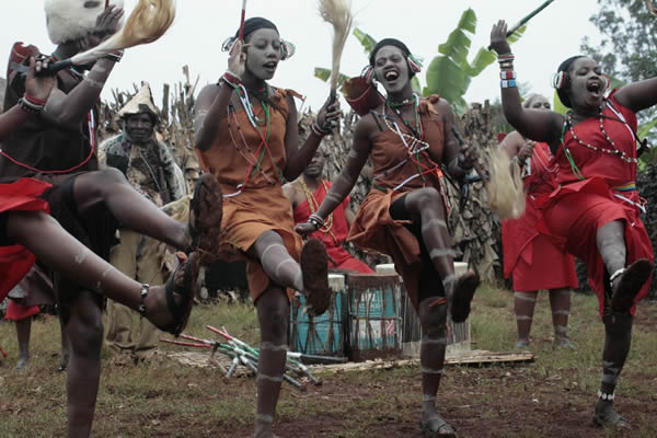 Kikuyu Tribe - KIkuyu People
