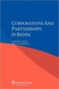 Partnerships in Kenya - How to write a Partnership Deed