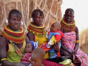 Turkana Tribe