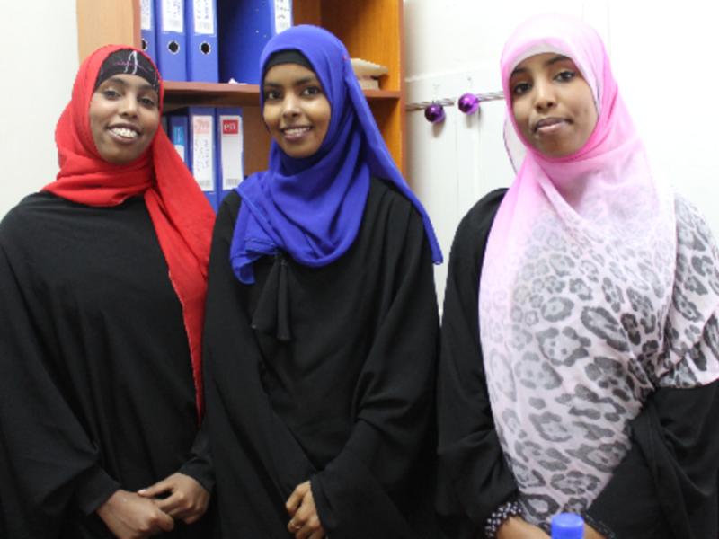Somali Tribe Women