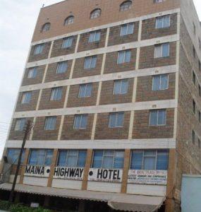 Maina Highway Hotel