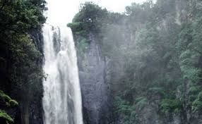 Thenge Njeru Waterfalls
