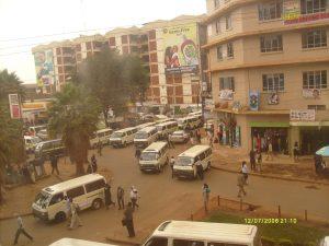 Thika Town