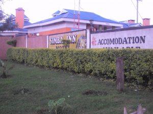 Simba Inn Motel