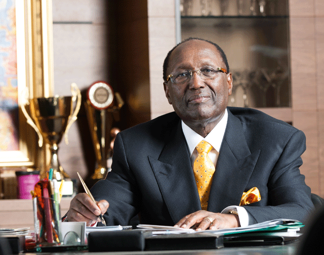 Chris Kirubi Photo