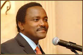Stephen Kalonzo Musyoka