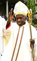 Bishop Alfred Kipkoech Arap Rotich