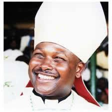 Bishop Salesius Mugambi