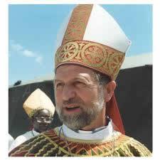 Bishop Virgilio Pante