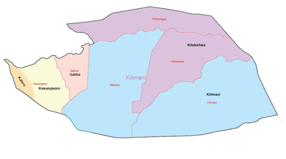 Dagoretti North Constituency