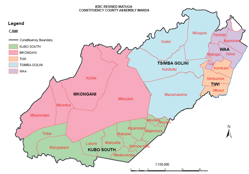 Matuga Constituency
