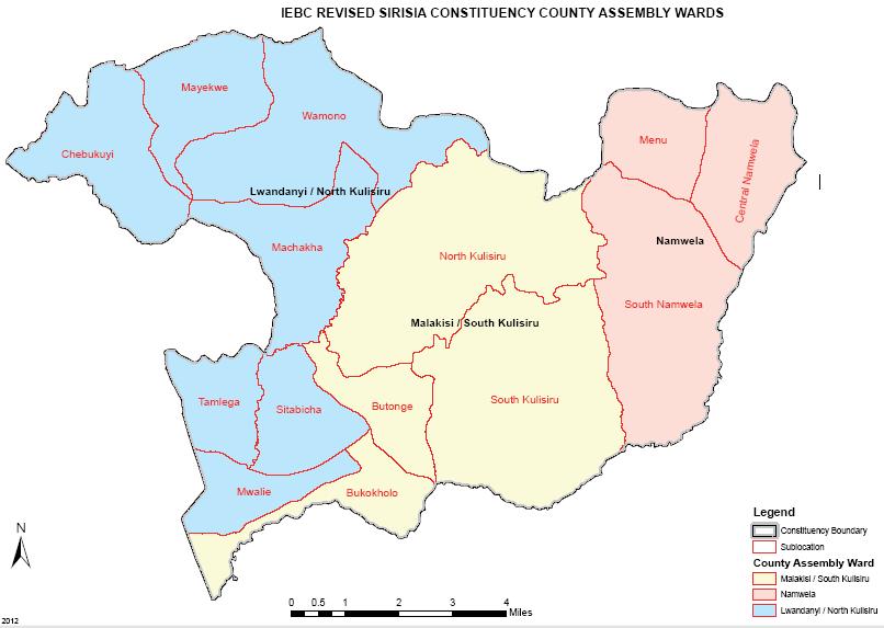 Sirisia Constituency