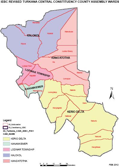 Turkana Central Constituency