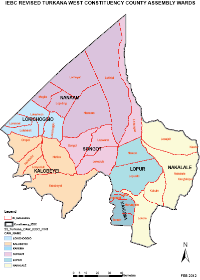 Turkana West Constituency