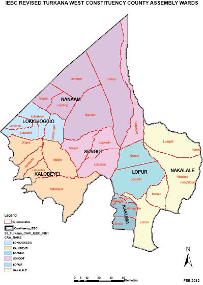 Turkana West Constituency