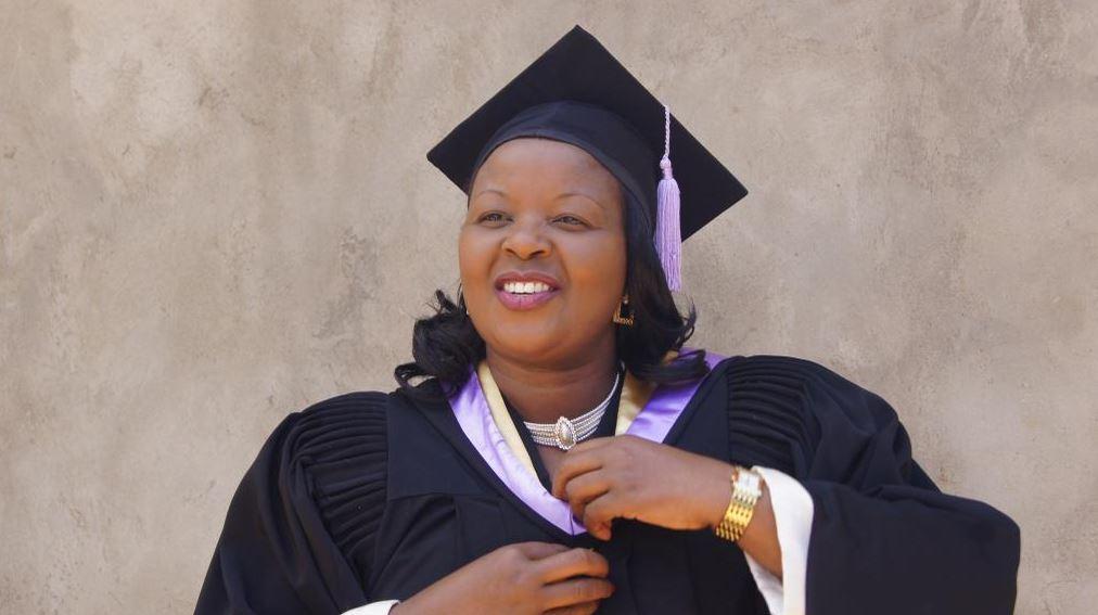 Bishop Margaret Wanjiru