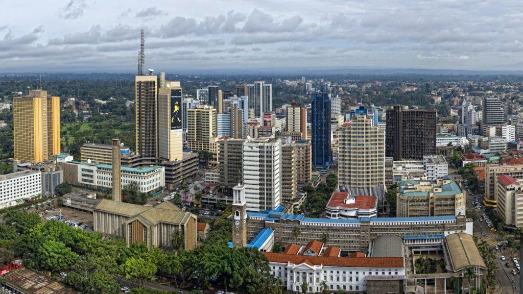 Towns in Kenya - Cities in Kenya