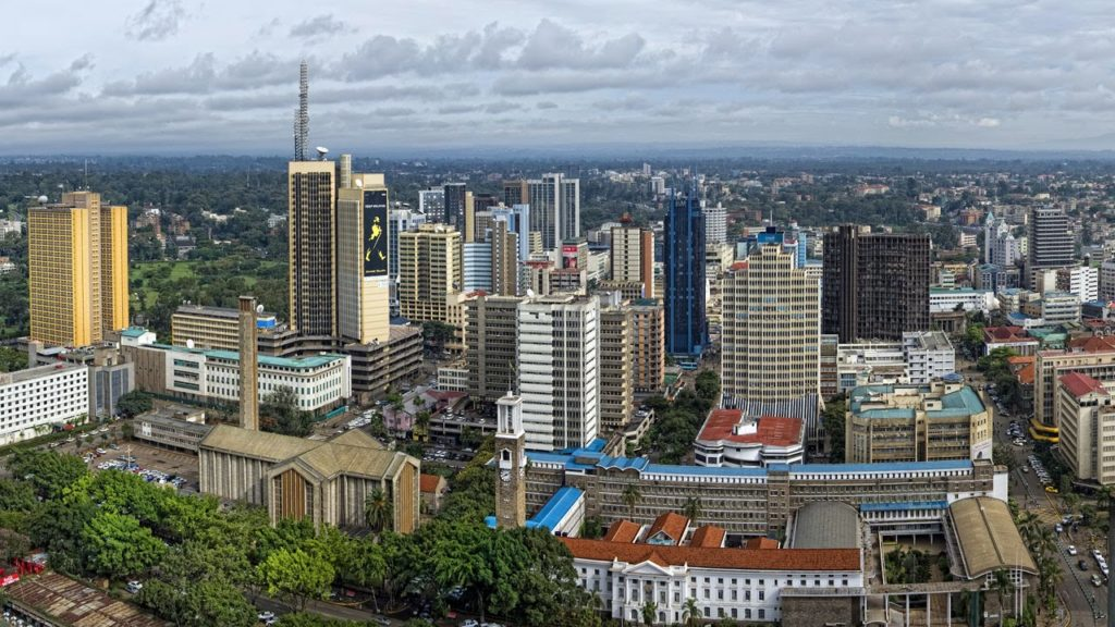 Nairobi Kenya - Nairobi City