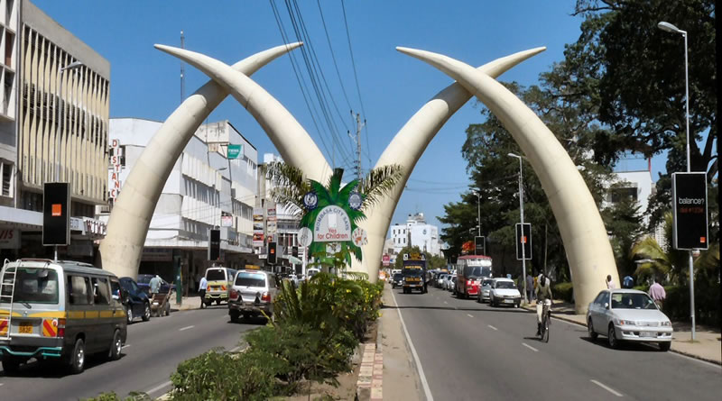 Mombasa Kenya - Mombasa City