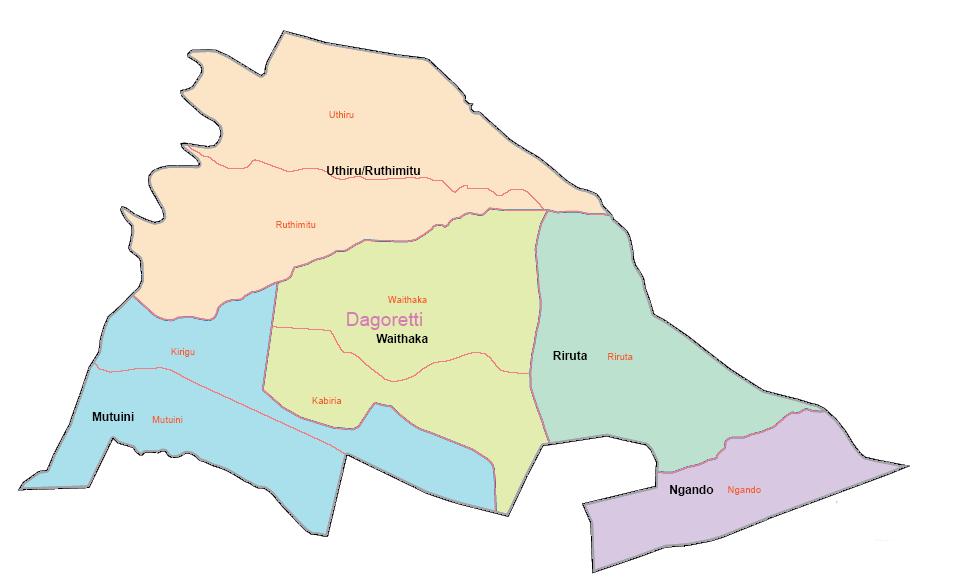 Dagoretti South Constituency