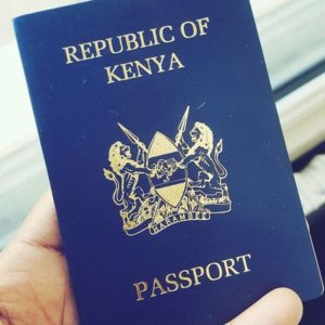Kenyan Passport