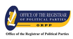 Registered Political Parties in Kenya