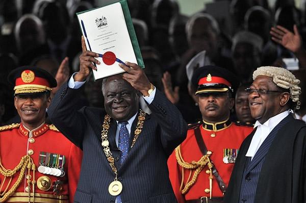Kenya Constitution - Constitution of Kenya 2010