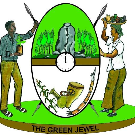 Kakamega County Map Court of Arms