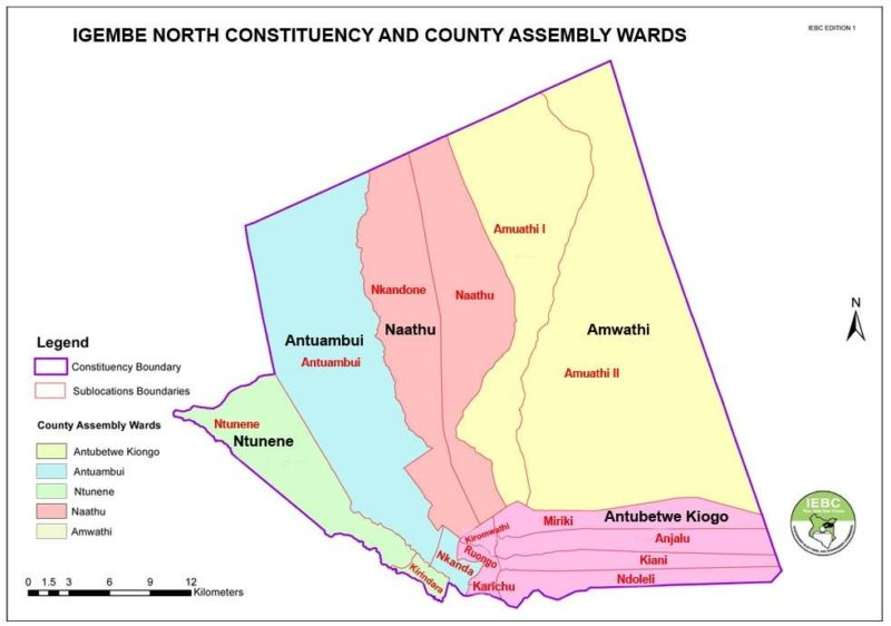 Igembe North Constituency