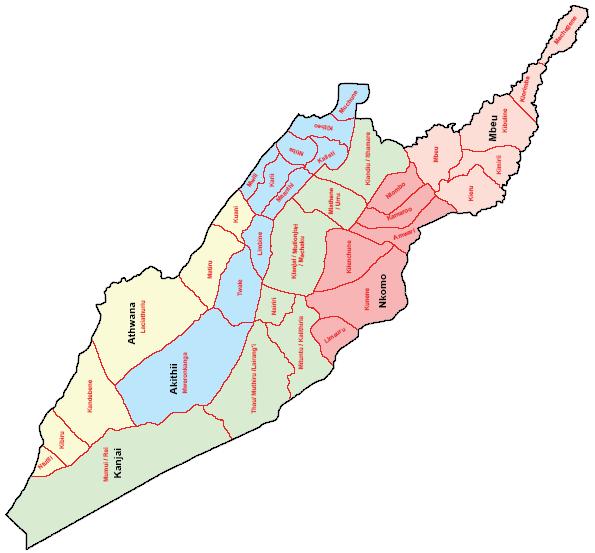 Tigania West Constituency