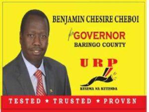 Benjamin Chesire Cheboi