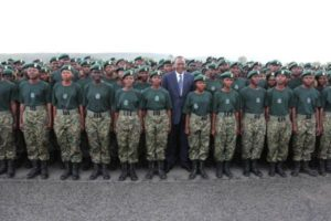 NYS Kenya Recruits