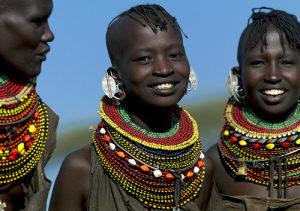 Nilotes in Kenya