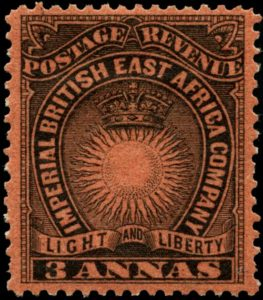 The Imperial British East Africa Company