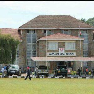 Kapsabet Boys High School