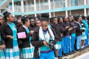 Karima Girls High school Photo
