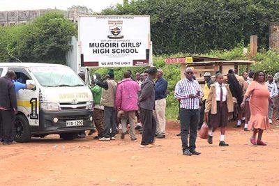 Mugoiri Girls High