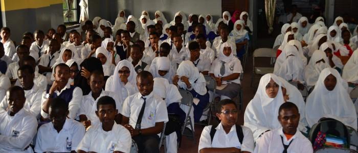 Vitengeni Baptist Secondary School Photo