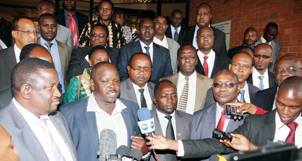 Governors and Deputy Governors in Kenya