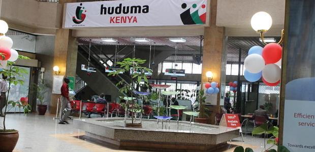 Huduma Centres Kenya
