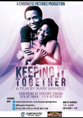 Kenyan Movies - Keeping It Together