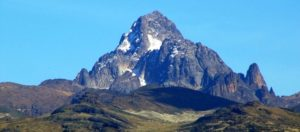 Tourist Attractions in Kenya - Mount Kenya