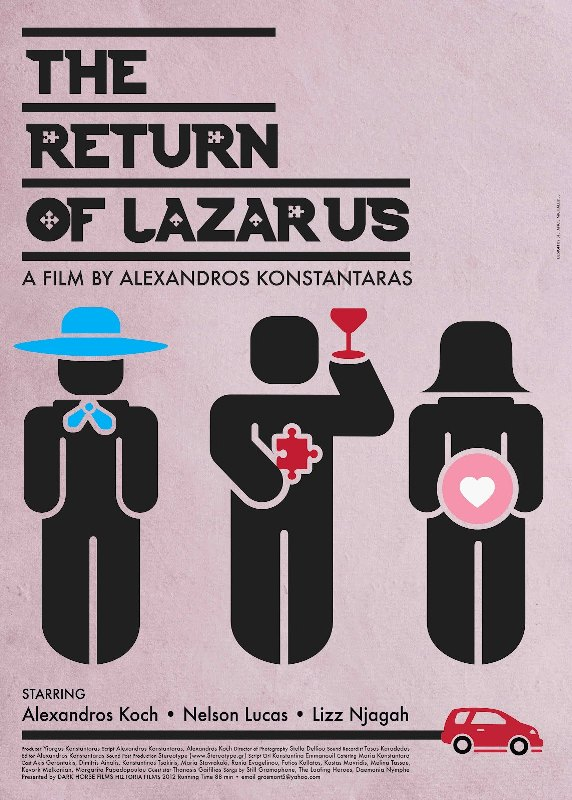 Movies in Kenya - Return Of Lazarus