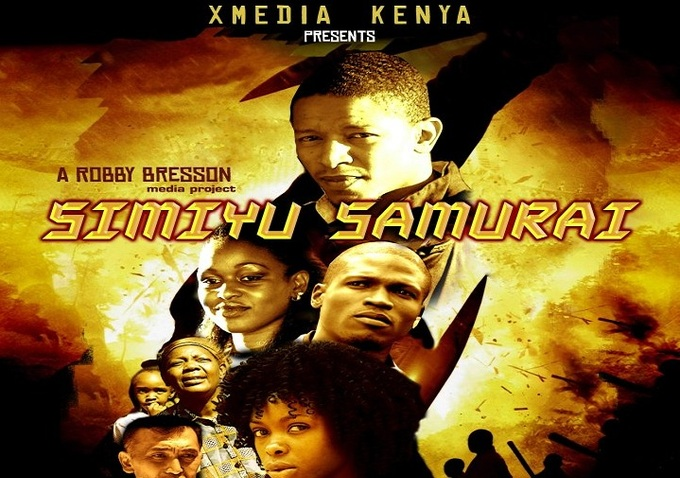 Movies in Kenya - Simiyu Samurai
