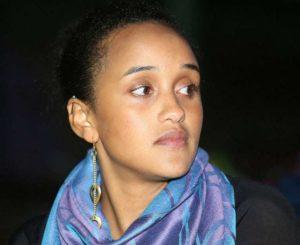 Uhuru Kenyatta Daughter- Ngina Kenyatta