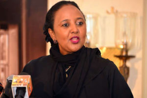 Amb. (Dr.) Amina Mohamed, Ministry of Foreign Affairs
