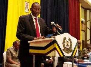 Cabinet Secretary - Ministry of Interior and Coordination of National Government Maj Gen Joseph Nkaissery