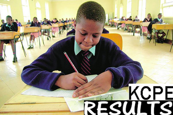 KCPE Results 2018