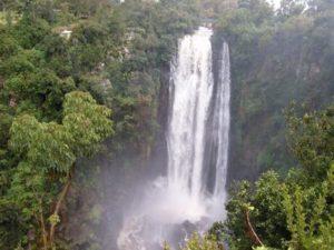 Thomsons Falls Nyahururu