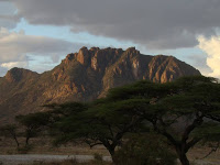 Tourist Attractions In IsioloCounty- Shaba National Reserve